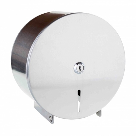 Bubnový zásobník na toaletní papír, mat, O 200 mm