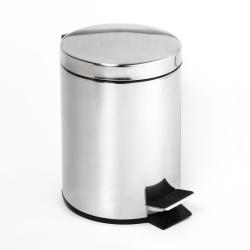 Odpadkový koš 20 l, nerez lesk