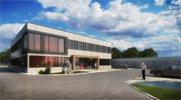SECO TOOLS, firemní budova - Brno